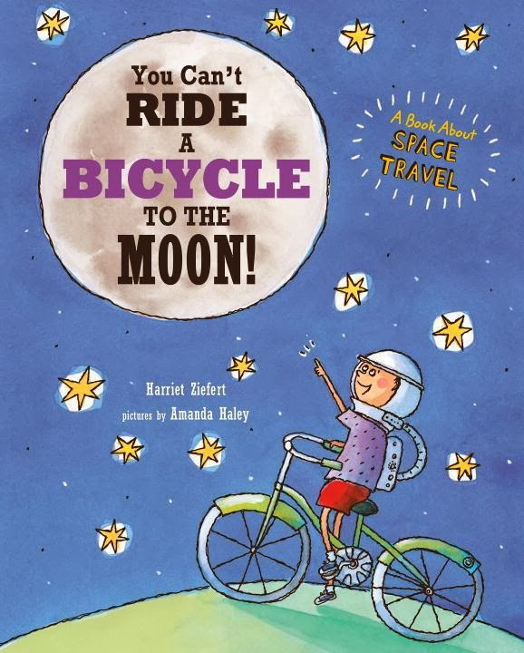 You Can't Ride a Bicycle to the Moon cover