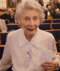 Memorial Concert for late president Eileen Lawrence, Weds 8 June, 7.30pm