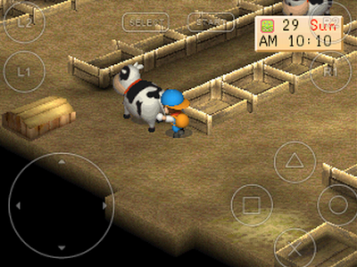 Download Harvest Moon Back to Nature iso for Android | update4apk.com