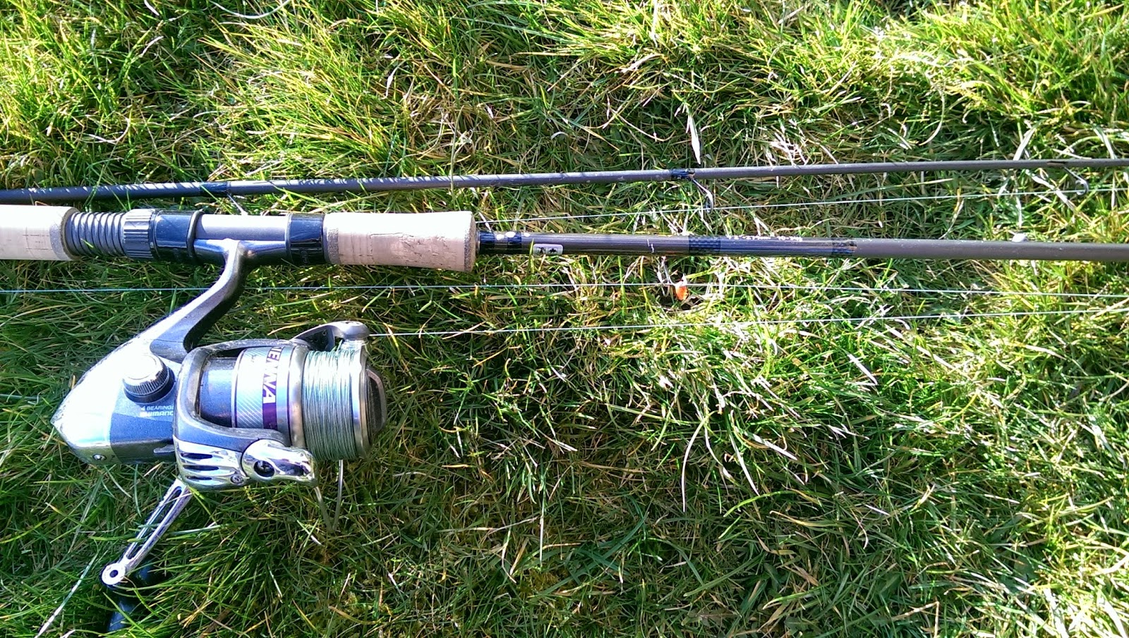 Paul goes fishing product review savagegear 9 for Fishing rod reviews