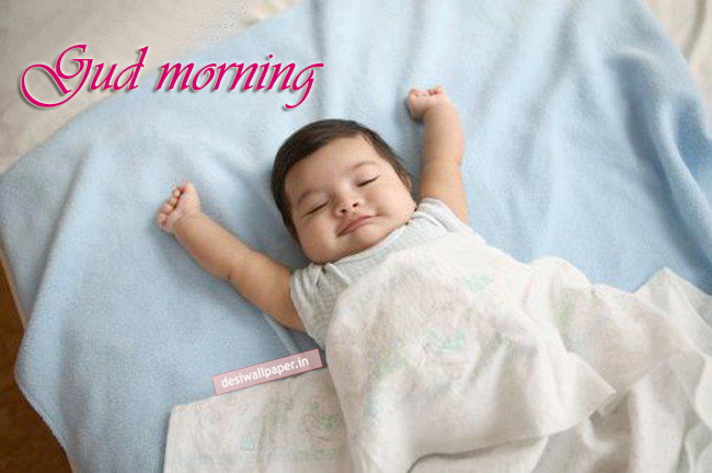 Good Morning Baby Cute : Amazing wallpapers free games walpapers hd