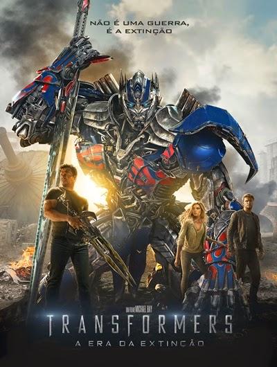 Transformers A Era da Extincao AVI Dual Audio + RMVB Dublado + 720p HDTS