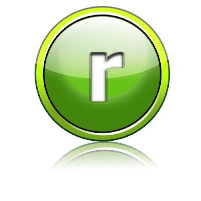 2Bubble Letters R