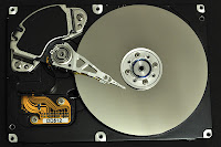 Hard Drive Failure - picture of a hard drive