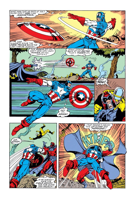 Captain America (1968) Issue #368 #301 - English 15