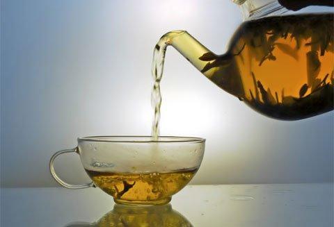 sử dụng trà xạ đen