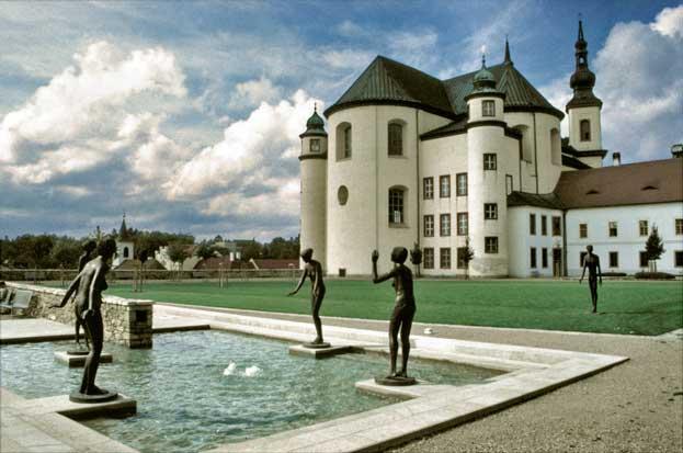 Litomysl Castle Czech Republic
