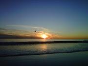 Zuma Beach Sunsets: A Question