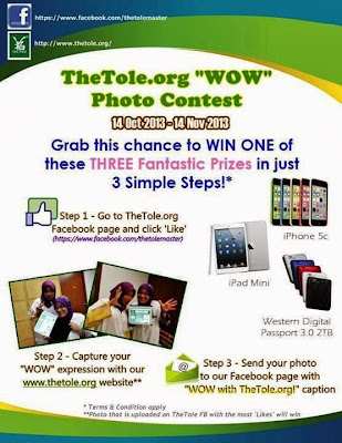 Tole Acupuncture Herbal Medical centre, wow photo contest, facebook contest