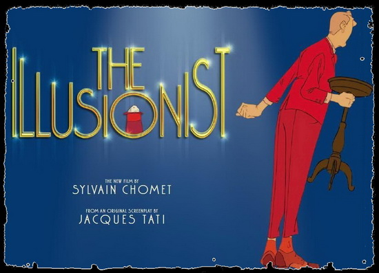 The Illusionist 2010 ... 76 minutos