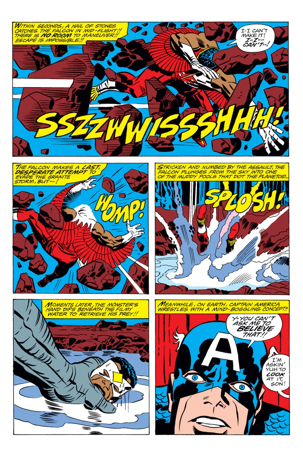 Captain America (1968) Issue #202 #116 - English 9