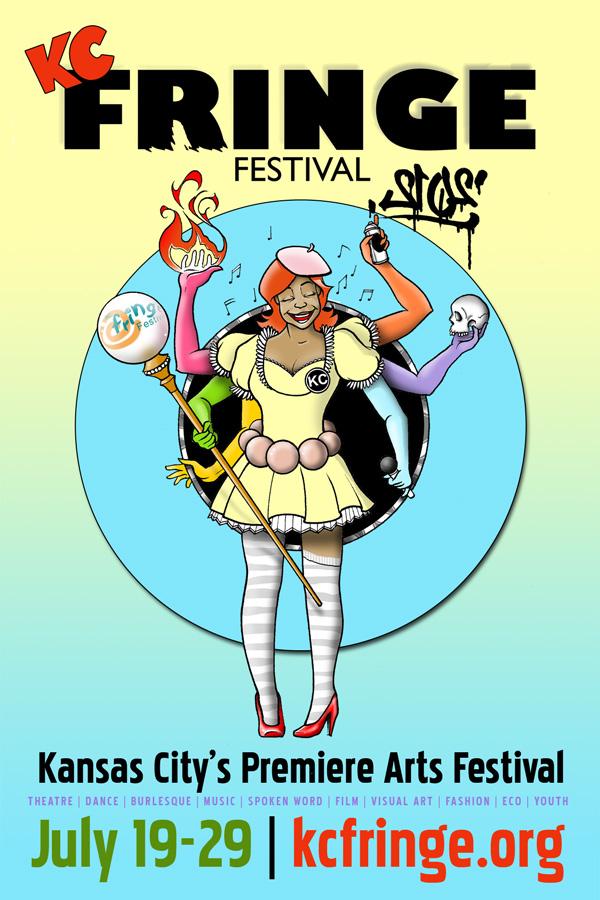 KC Fringe Festival Poster