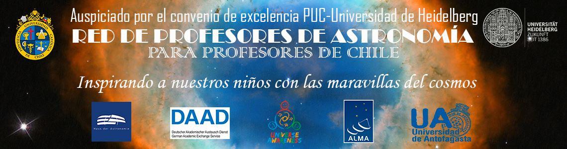 RED DE ASTRONOMÍA PARA PROFESORES DE CHILE