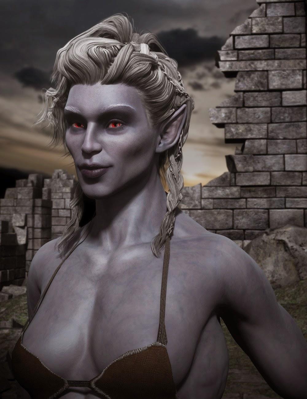 DokkAlfar pour Genesis 2 Femme