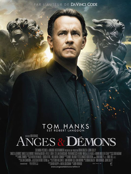 Watch Angels & Demons (2009) Hollywood Movie Online | Angels & Demons (2009) Hollywood Movie Poster