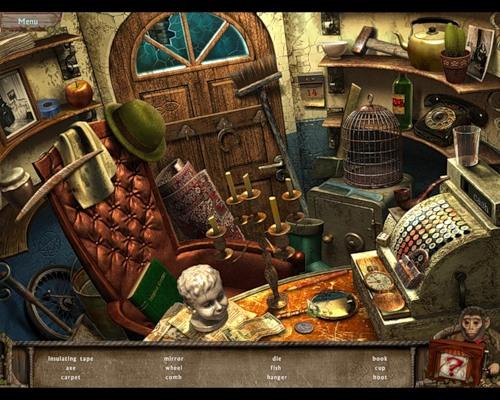 Weird Park: Broken Tune Collector's Edition screenshot 6