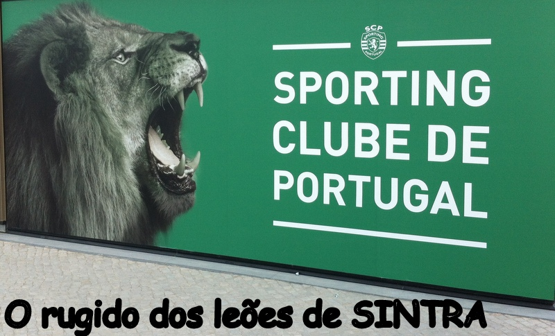 O rugido dos leões de Sintra