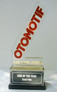 ertiga car of the year 2013