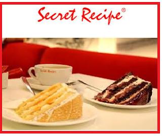 Status Halal Secret Recipe