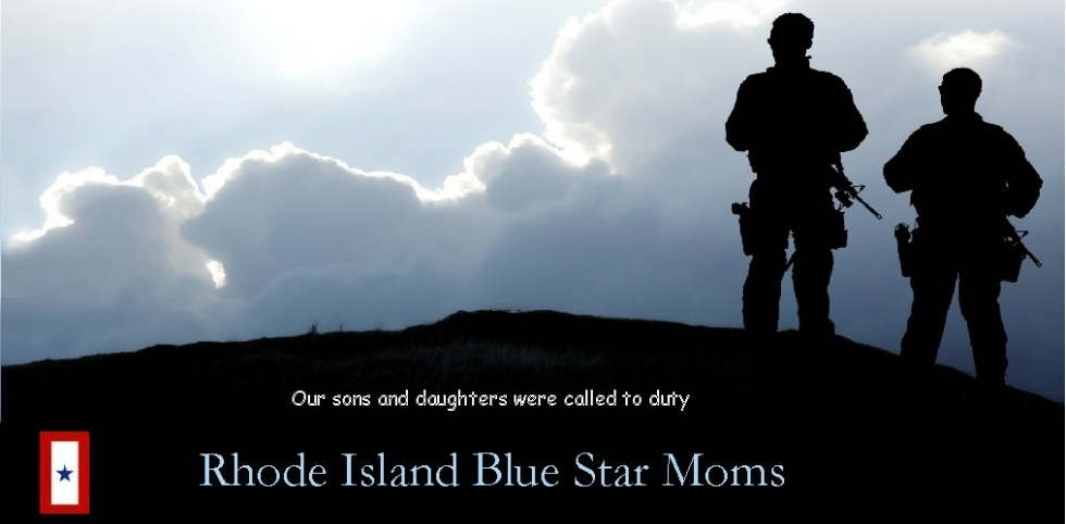 RI Blue Star Mom