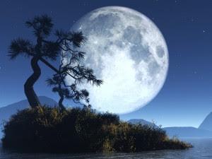 magia rituales luna llena