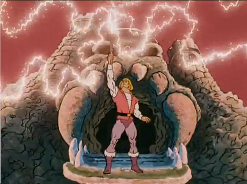 Castelo de Grayskull He-Man