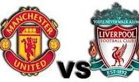 Keputusan Manchester United vs Liverpool 2012