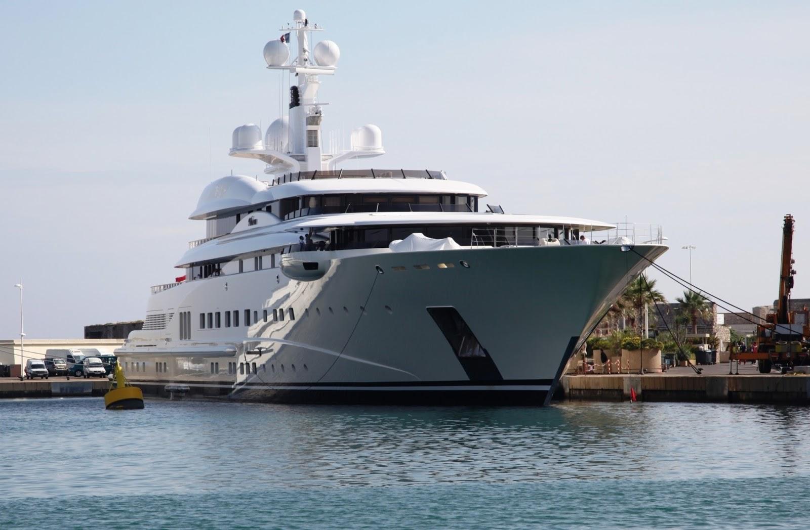 Pelorus Superyacht