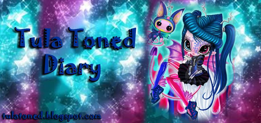 Tula Toned Diary