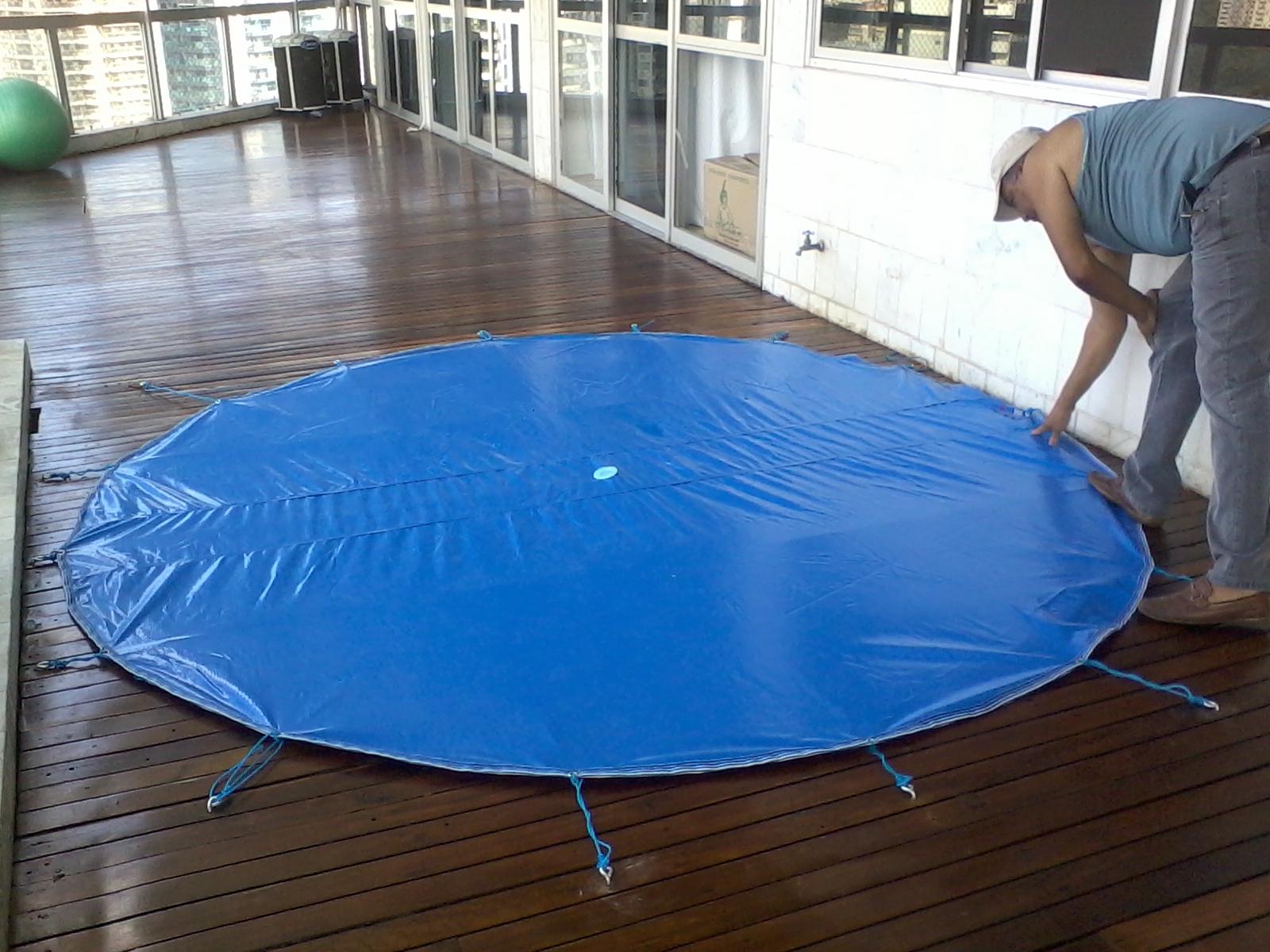 capas para piscinas rj lona para piscina