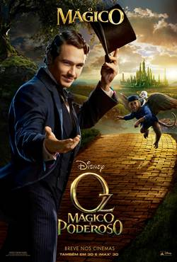Download Oz Mágico e Poderoso Torrent Grátis