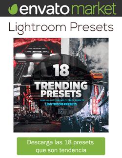 Presets para Lightroom