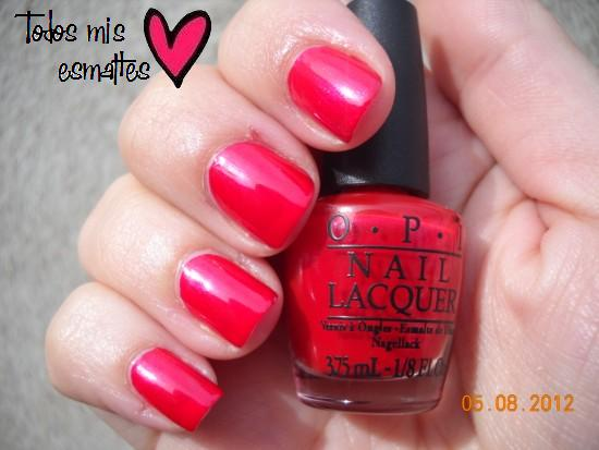 The color of Minnie Opi