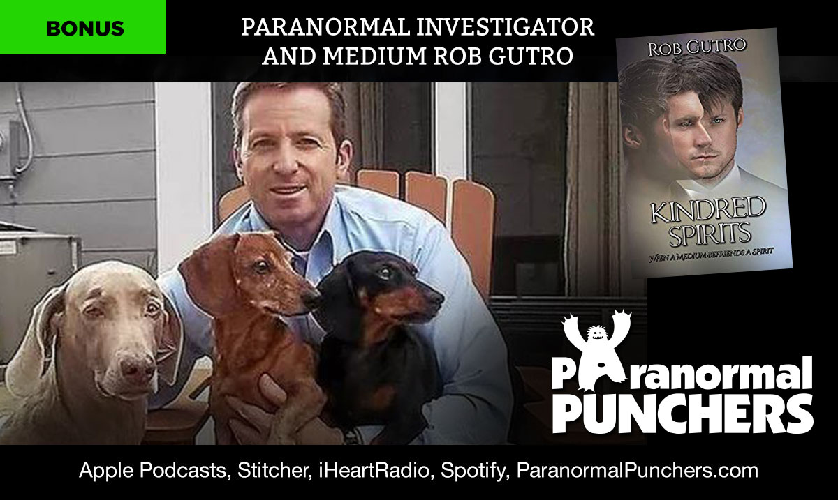 Fun Podcast on Paranormal Punchers