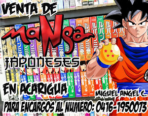 Venta De Manga Japoneses