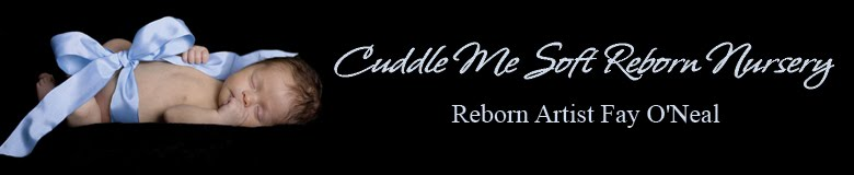 My life & adventures in reborning Cuddle Me Soft Reborn Nursery