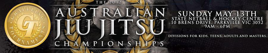 GTA - AUSTRALIAN JIU JITSU CHAMPIONSHIPS