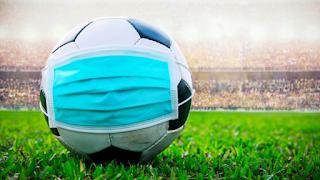 Mudança de regra no Futebol por causa do Covid 19