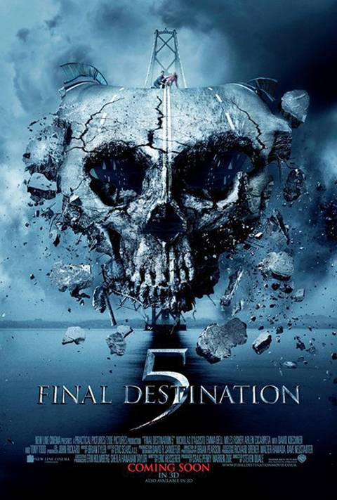 Destino Final 5 DVDRip Latino