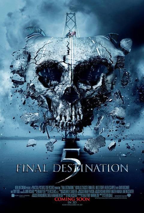 Destino Final 5 2011 [DVDRip] Subtitulos Español Latino [Descargar 1 Link]