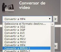 conversor online de imagen y video mp4
