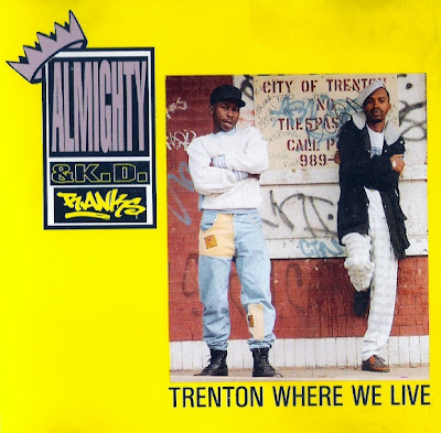 Almighty & K.D. Ranks – Trenton Where We Live (VLS) (1991) (320 kbps)