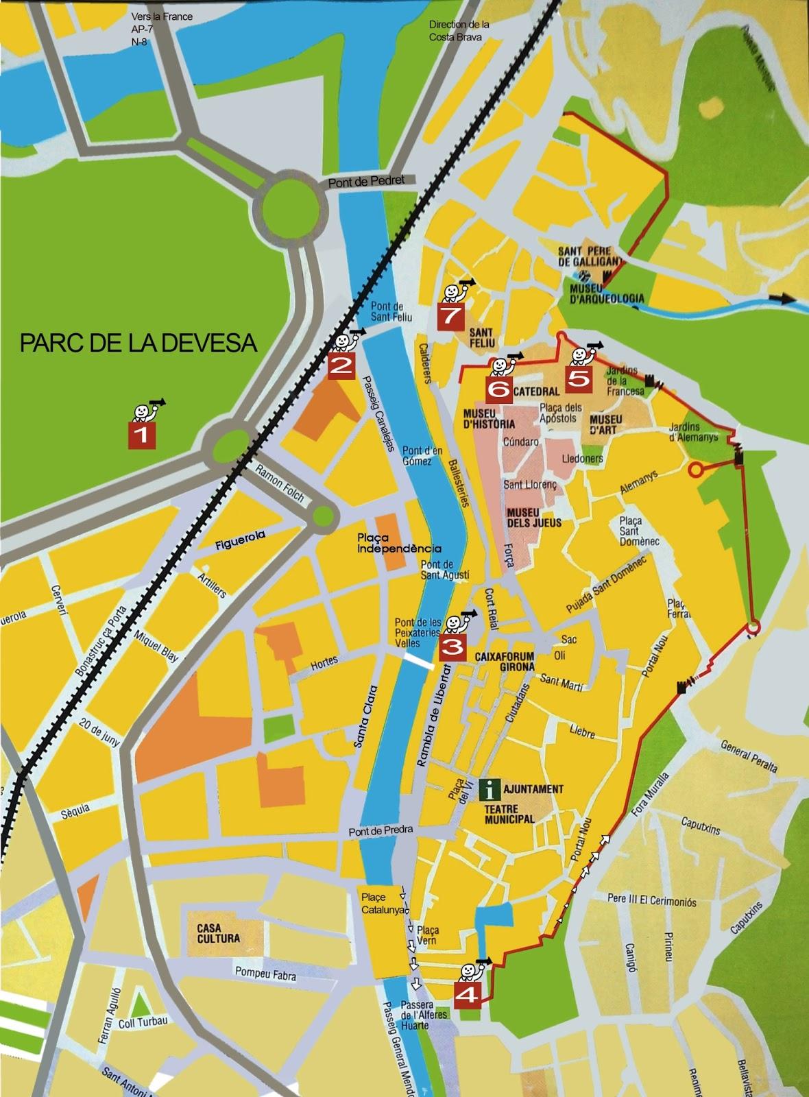 Venez Visiter Une Journe Grone Catalogne