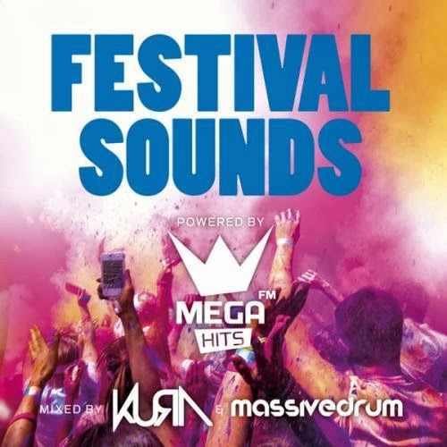 Download Festival Sounds Megahits 2014 Baixar CD mp3 2014