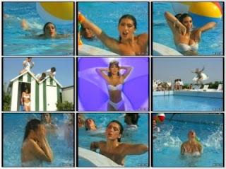 Sabrina videoklipje a Boys