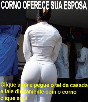 CASADA LIBERADA PRA HOJE CONFIRA