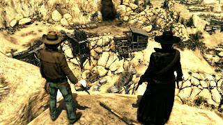 Call of Juarez Bound in Blood Wild West Game HD Wallpaper
