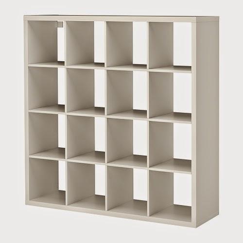 ESTANTE DE NICHO IKEA