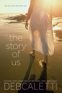 The Story of Us by Deb Caletti giveaway