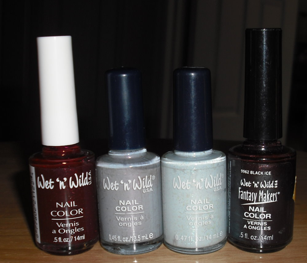 Imperfectly Painted: Bottle Spam Saturday: Old School Edition (Pic ...